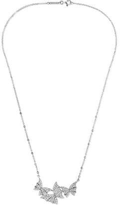 Stephen Webster Fly By Night 18-karat White Gold Diamond Necklace - one size