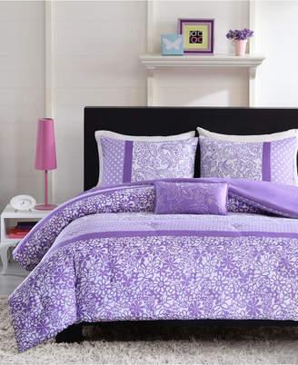 Mi Zone Riley 3-Pc. Twin/Twin Xl Comforter Set Bedding