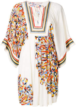 Tory Burch kaleidoscope tunic