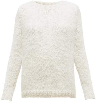 Gabriela Hearst Lawrence Cashmere Sweater - Womens - Ivory