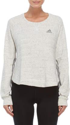 adidas Sport 2 Street Raglan Sweatshirt