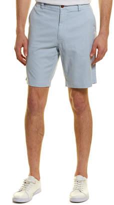 Grayers Linen-Blend Short