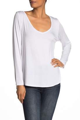 Cotton On & Co. Keira Scoop Neck Long Sleeve Tee