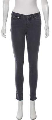 Reiss Mid-Rise Skinny Jeans