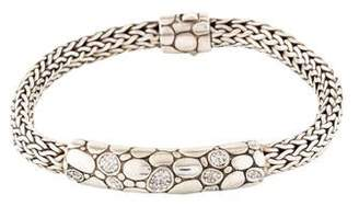 John Hardy Diamond Kali Bracelet