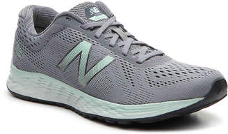 New Balance Fresh Foam Arishi Lightweight Running Shoe -Grey/Blue (Ath/Access Only) - Women's