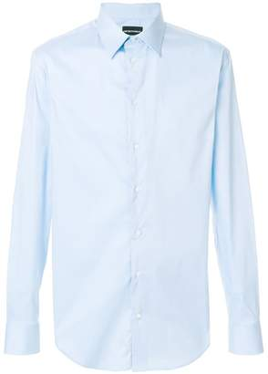 Emporio Armani long sleeved shirt
