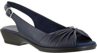 Easy Street Shoes Slingback Sandals - Fantasia