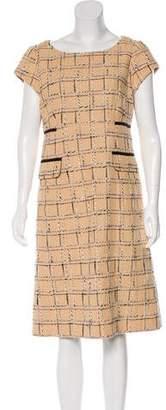 Tory Burch Short Sleeve Work Dress w/ Tags
