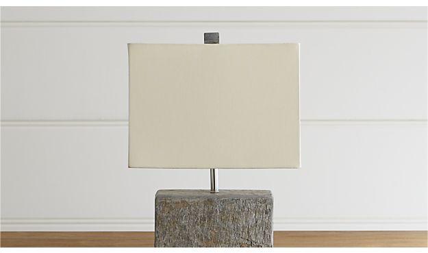 Crate & Barrel Orda Table Lamp