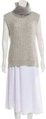 3.1 Phillip Lim Alpaca-Blend Sleeveless Knit Top