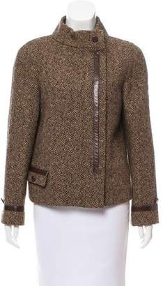 Marc Jacobs Wool & Cashmere Jacket