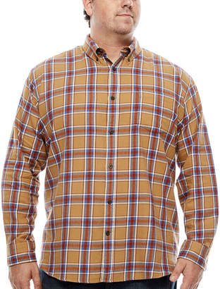 Co THE FOUNDRY SUPPLY The Foundry Big & Tall Supply Flannel Shirt