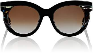 Thierry Lasry WOMEN'S CAT-EYE SUNGLASSES