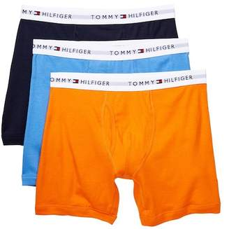 Tommy Hilfiger Cotton Boxer Briefs - Pack of 3