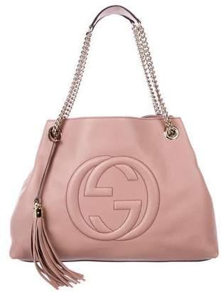 21767d10ed9 Gucci Soho Handbag - ShopStyle
