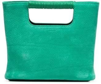 Simon Miller green Birch mini leather tote