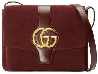 Gucci Arli snakeskin medium shoulder bag