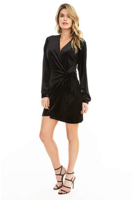 Bobi Los Angeles Wrap Dress