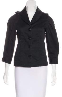 Marc by Marc Jacobs Lightweight Notched-Lapel Jacket