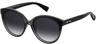 Max Mara Women's Mm Eyebrow I Round Sunglasses