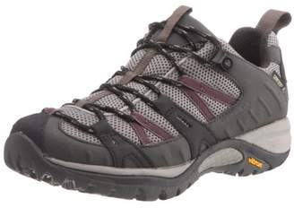 Merrell Women's Siren Sport Gtx Low Rise Hiking Shoes, Grey (Dark Grey), (40 EU)