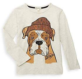 Appaman Baby's, Little Boy's & Boy's Boxer Graphic Long-Sleeve Tee