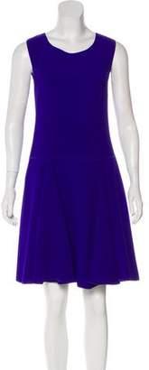Nina Ricci Sleeveless Flared Dress