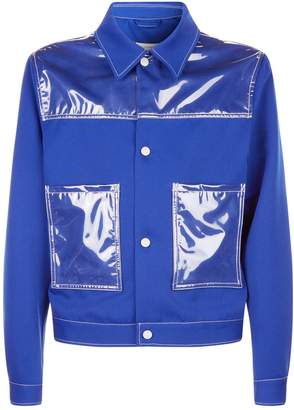 Maison Margiela Plastic Panel Jacket