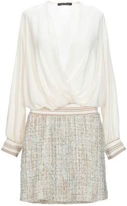 Andrea Morando Short dresses - Item 34908975SN