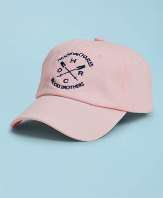 Brooks Brothers 2018 Head Of The Charles Regatta Insignia Baseball Cap