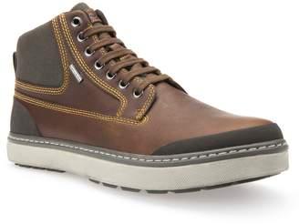 Geox Mattias Amphibiox Waterproof Leather Sneaker