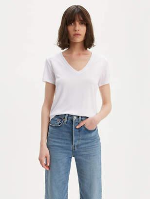 Levi's Perfect V-Neck Tee Shirt T-Shirt