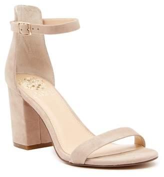 Vince Camuto Beah Hi Heel Ankle Strap Sandal