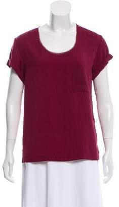 Rag & Bone Lightweight Short Sleeve Top