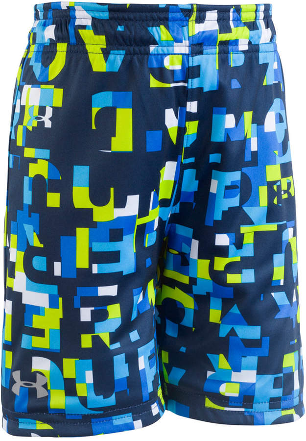 Printed Reversible Shorts, Little Boys