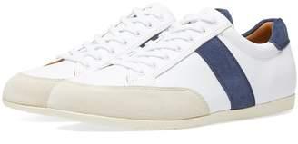 Polo Ralph Lauren Price Stripe Tennis Sneaker