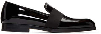 Paul Smith Black Patent Rudyard Loafers