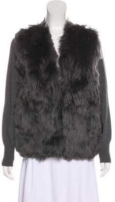M.PATMOS Alpaca Wool Jacket