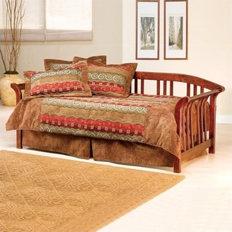 Hillsdale Furniture Dorchester Daybed with Trundle, Brown Cherry