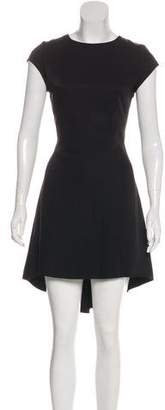 Nha Khanh Cap Sleeve Midi Dress w/ Tags
