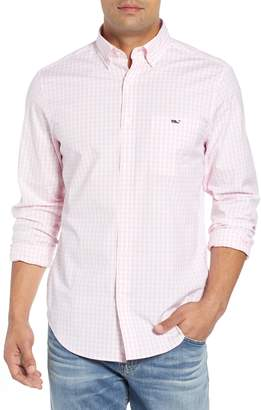 Vineyard Vines Carleton Classic Fit Gingham Buttondown Shirt