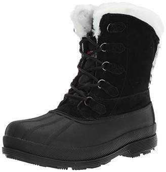 Propet Women's Lumi Tall Lace Snow Boot