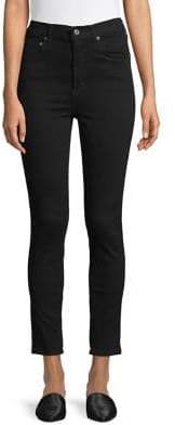 A Gold E AGOLDE Roxanne High-Rise Skinny Jeans