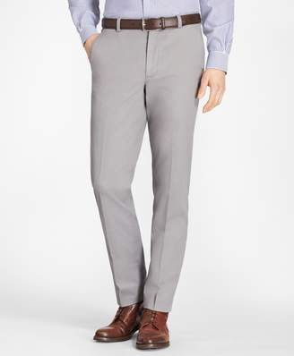 Brooks Brothers Clark Fit Piece-Dyed Supima Cotton Stretch Chinos