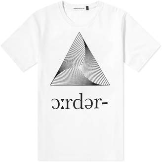 Undercover Order/Disorder Tee