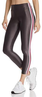 Koral Trainer Striped-Trim Leggings
