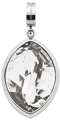 Leonardo Jewels Women pendant Darlin's Lia stainless steel glass transparent - 016272