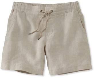 Premium Washable Linen Shorts