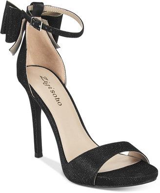 ZiGi Soho Remi Two-Piece Dress Sandals $69 thestylecure.com
